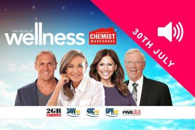 House of Wellness Radio – Full Show Sunday 30th July 2017