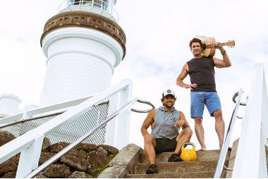 Pete Murray's wellness retreat in Byron Bay