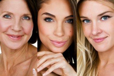 Skincare through ages