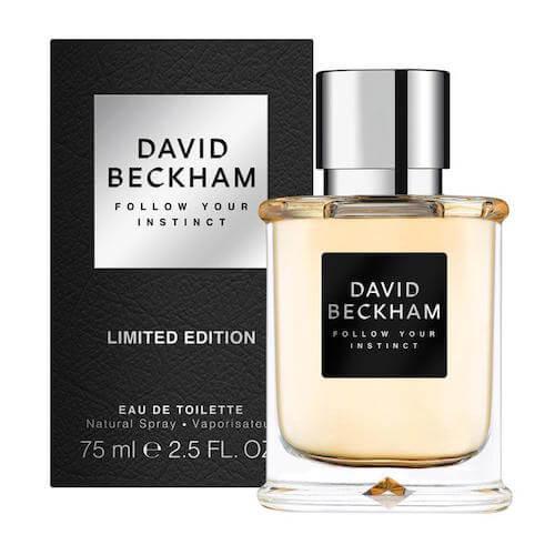 David Beckham Follow Your Instinct Eau de Toilette 75ml