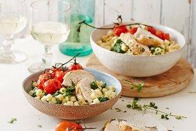 pasta risotto