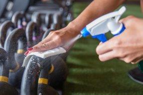 gym hygiene
