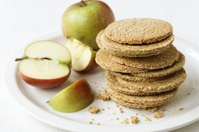 low fat oatmeal biscuits