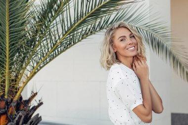 flawless summer skin