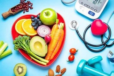 blood pressure foods